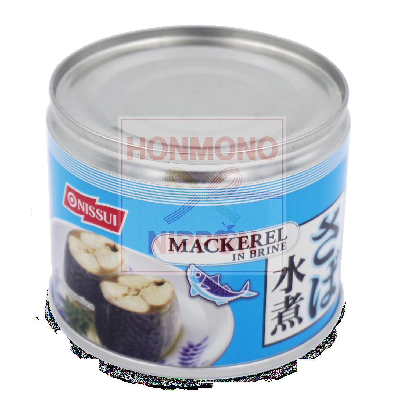 Mackerel in Brine
