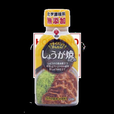 Ginger Pork Sauce (Shogayaki)