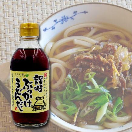 Takesan Sanuki Kake Udon Dashi Noodle Dressing